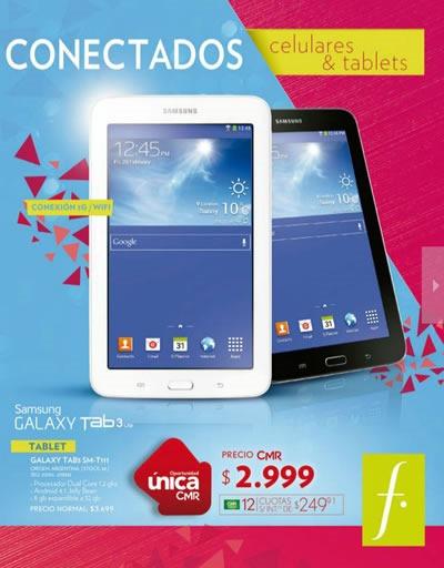falabella catalogo celulares y tablets noviembre 2014 argentina
