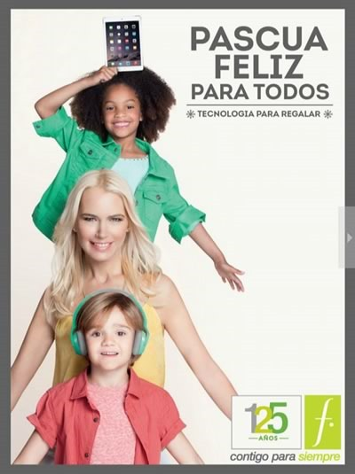 falabella chile tecnologia navidad 2014