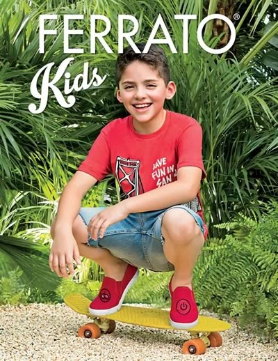 ferrato kids calzado primavera 2018