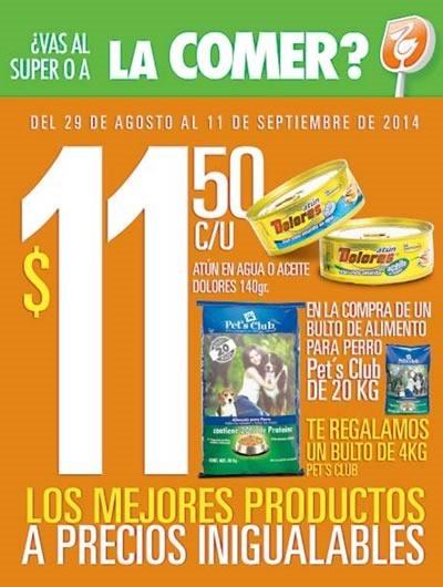 folleto la comer 29 agosto al 11 septiembre 2014