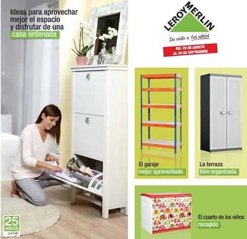 folleto leroy merlin ofertas casa ordenada 2014