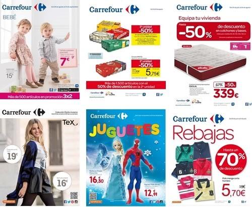 folletos carrefour 2014 nuevos ofertas vigentes espana