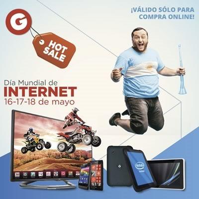 garbarino hot sale 16 17 18 mayo 2014