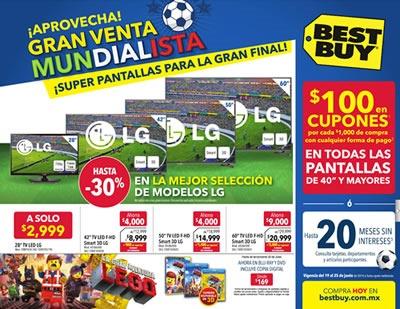 gran venta mundialista best buy mexico 2014