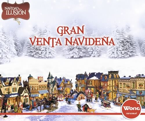 gran venta navidena de wong noviembre 2014