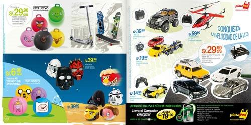 guia de juguetes plaza vea noviembre 2013 2