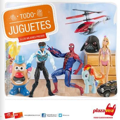 guia de juguetes plaza vea noviembre 2013