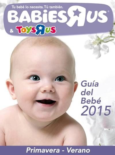 guia del bebe primavera verano 2015 toysrus espana