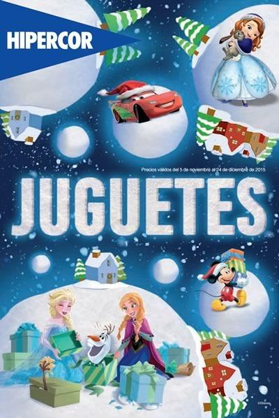 hipercor catalogo juguetes navidad 2015