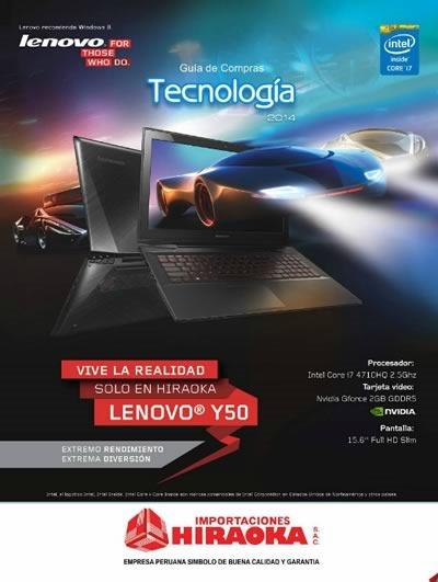 hiraoka catalogo ofertas tecnologia septiembre 2014