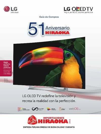 hiraoka ofertas noviembre 2015 por 51 aniversario