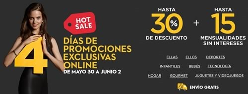 hot sale 2016 el palacio de hierro