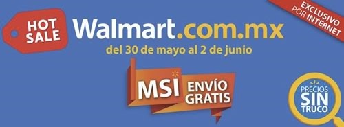 hot sale 2016 rebajas en walmart mexico