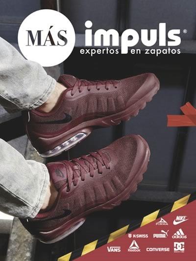impuls MAS calzado importad otono invierno 2018