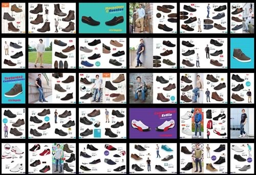 impuls catalogo calzado caballeros otono inviero 2014 2015 - zapatos