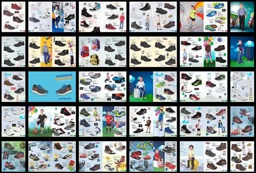 impuls catalogo zapatos ninos otono inviero 2014 2015 - zapatos