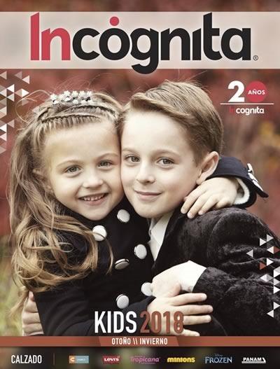 incognita kids otono invierno 2018