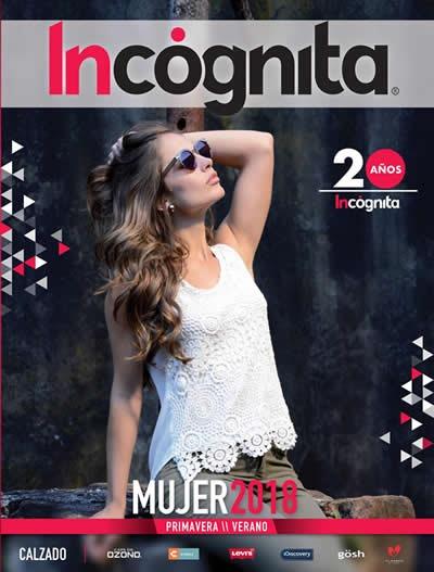 incognita mujer pv 2018