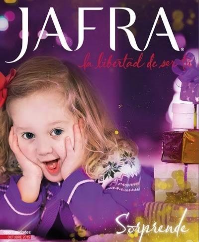 jafra catalogo octubre 2015