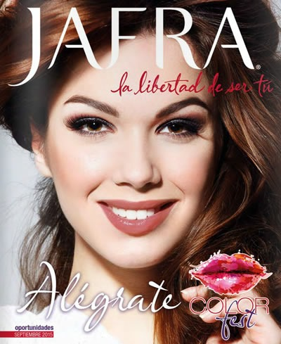jafra mexico folleto oportunidades septiembre 2015