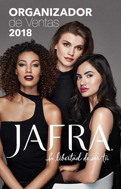 Catálogo Jafra Organizador de Ventas 2018