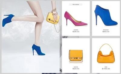 jimmy choo coleccion zapatos accesorios pre fall 2014 - 01