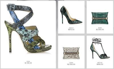 jimmy choo coleccion zapatos accesorios spring summer 2014 - 01