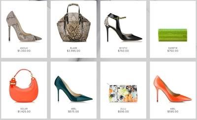 jimmy choo coleccion zapatos accesorios spring summer 2014 - 02