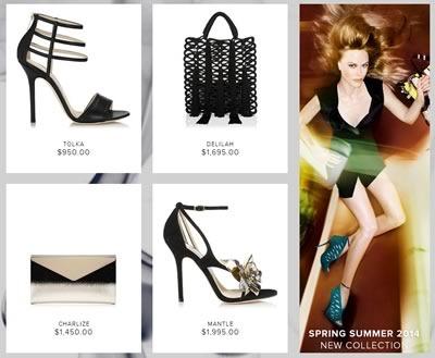 jimmy choo coleccion zapatos accesorios spring summer 2014