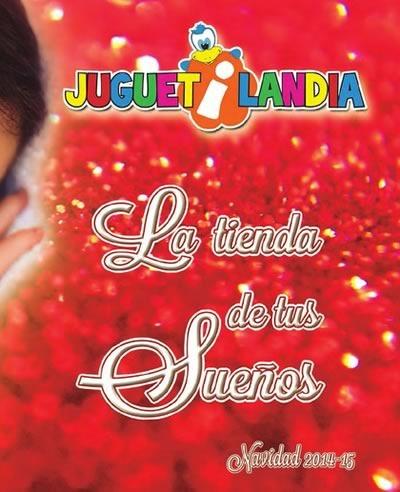 juguetilandia catalogo navidad 2014