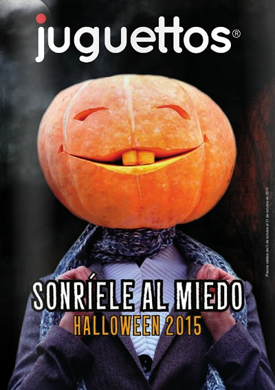 juguettos catalogo halloween 2015