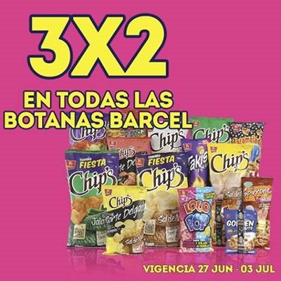 julio regalado 2014 - 3x2 todas botanas barcel
