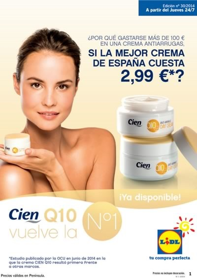 lidl folleto ofertas 24 al 30 julio 2014