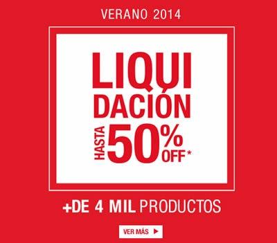 liquidacion dafiti verano 2014 productos