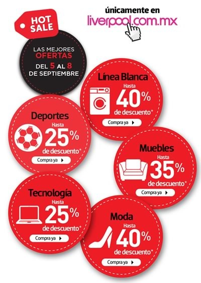 liverpool hot sale mexico 2014