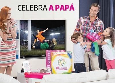 liverpool ofertas dia del padre 2014 mexico