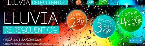 lluvia de descuentos en netshoes 12 a 18 agosto 2014