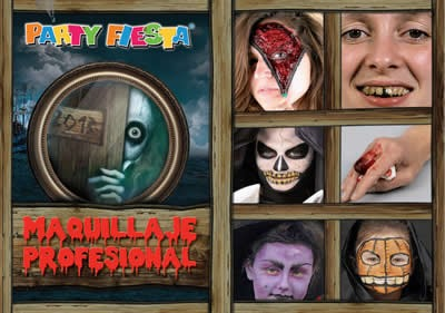 maquillaje de halloween profesional tutoriales paso a paso party fiesta 2013