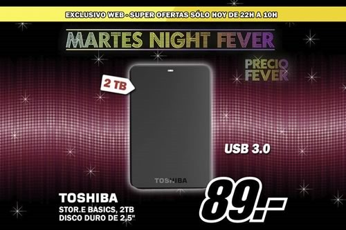 martes night fever 27 mayo 2014