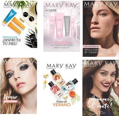 mary kay mexico julio agosto 2018