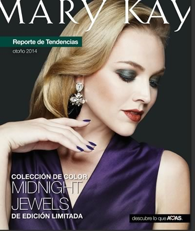 mary kay reporte de tendencias otono 2014 mexico