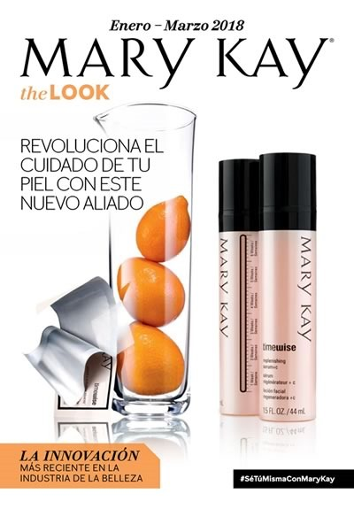 mary kay the look colombia enero marzo 2018