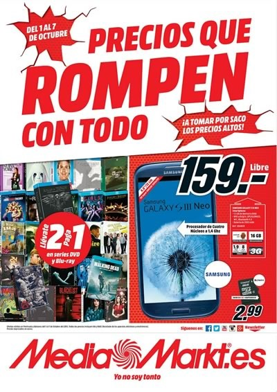 media markt catalogo digital 7 octubre 2015