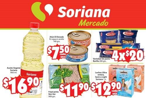 mercado soriana boletin ofertas del 30 enero al 12 febrero 2015