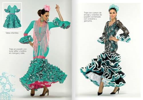 moda flamenca 2014 el corte ingles 1
