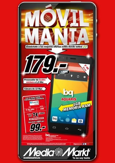 movil mania media markt julio 2014