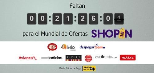 mundial de ofertas shopin mayo 2014 peru