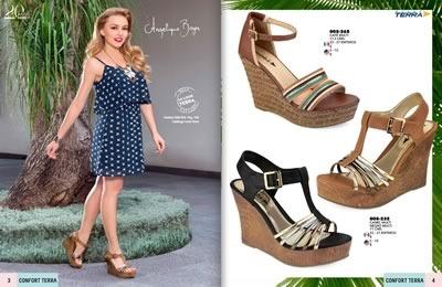 mundo terra catalogo primavera verano 2015 calzado confort dama 01