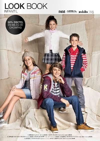 38f1b12e3 Oechsle: Catálogo de Ropa Infantil - Junio 2015