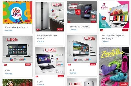 Oechsle lima nuevos cat logos y ofertas actuales for Articulos de decoracion por catalogo